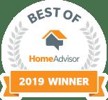 Tybrds HVAC 2019 service Award
